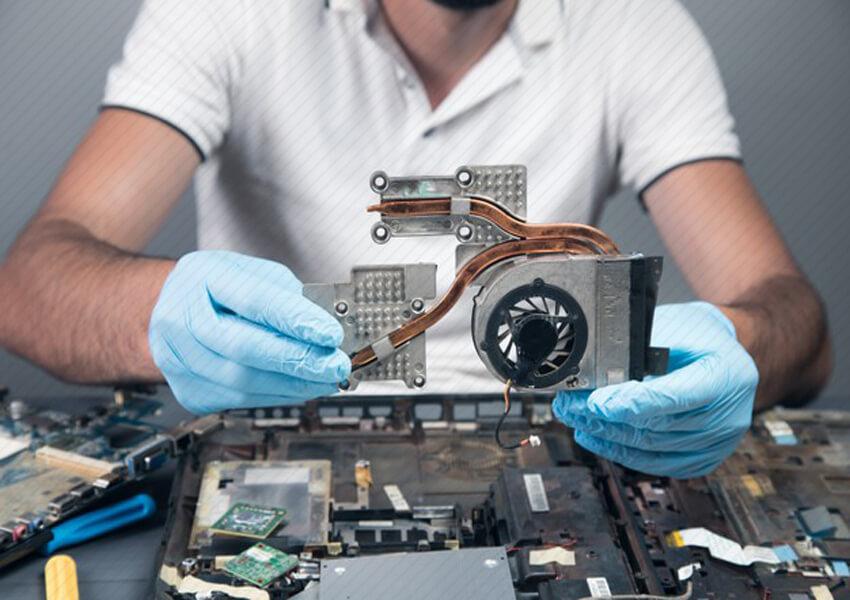 تعمیر هارد رایانه