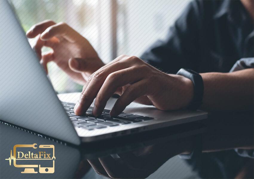 علت روشن نشدن لپ تاپ و بوق زدن