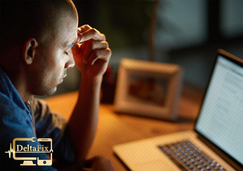 علت صدای غیر عادی لپ تاپ