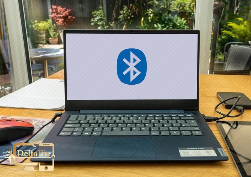 ار نکردن بلوتوث لپ تاپ