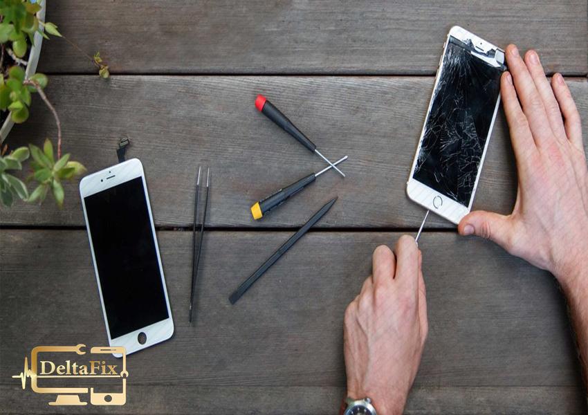 نمایندگی اپل برای تعویض قاب گوشی