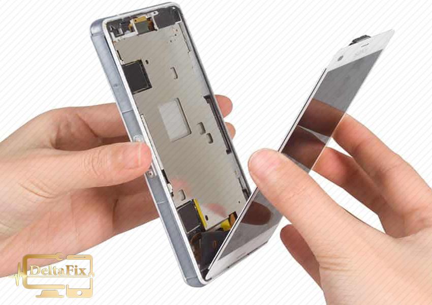 تعمیرات موبایل سونی به دلیل هنگ کردن گوشی