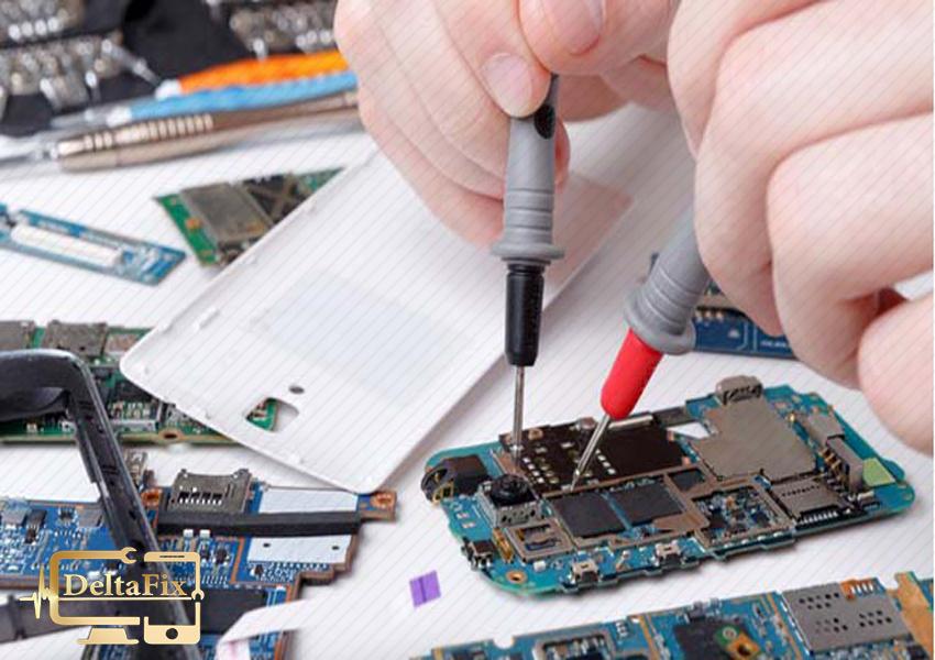 تعمیر سخت افزار گوشی